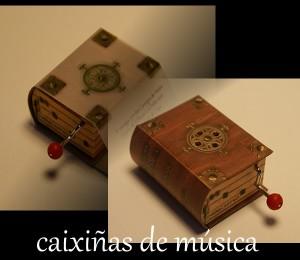 cajas de musica